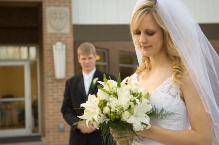 Our wedding again
